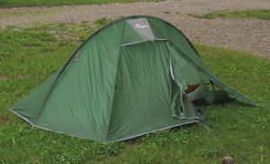 Macpac Microlight & Tents for Motorcycle and Bicycle Camping