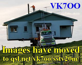 Click on image to enlarge. Latest Received Picture VK7XOR